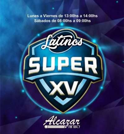 LATINOS SUPER XV :: Cadena Alcazar